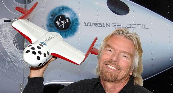 Virgin Galactic planea realizar sus primeros viajes turísticos hacia el espacio en el 2013