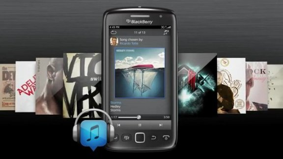BBM Music ya se encuentra disponible