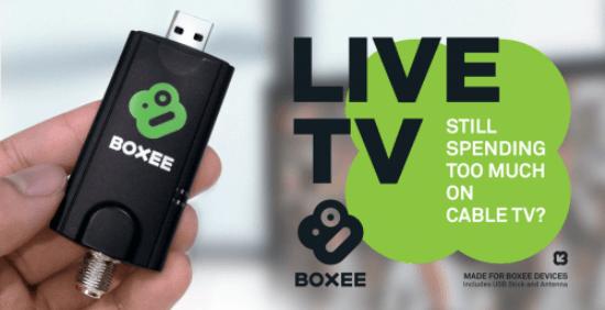 Boxee Live TV, se confirma lanzamiento oficial