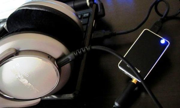 Hifiman Express HM-101: La tarjeta USB que proveerá sonido Hi-Fi a tu portátil