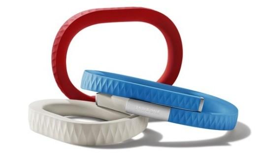 Jawbone Up: La Pulsera que registra toda tu actividad diaria disponible para finales de año