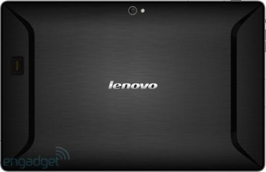 """Lenovo presenta su Tablet de 10.1"""" y procesador Tegra 3 de cuatro núcleos"""