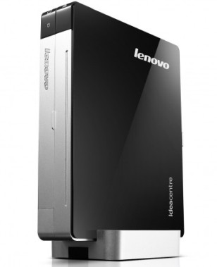 Lenovo IdeaCentre Q180, la PC de escritorio más pequeño del mundo