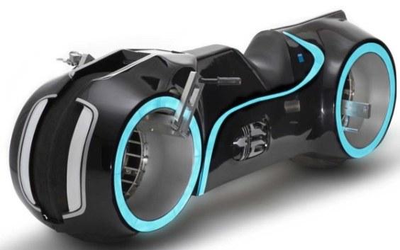 Evolve Xenon: Moto inspirada en Tron próximamente a la venta por $55.000 dólares