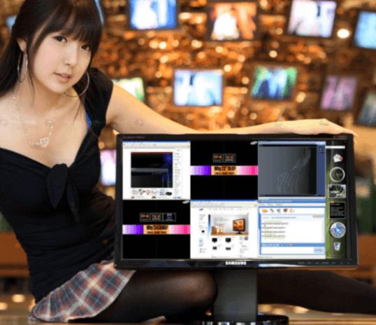 Samsung: Empresa coreana es distinguida por la calidad de sus monitores