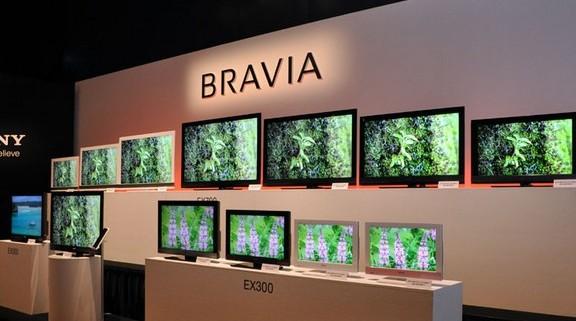 Sony reestructura en tres partes su división fabricante de pantallas de TV