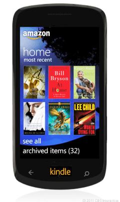 Amazon podría lanzar un Smartphone para finales de 2012
