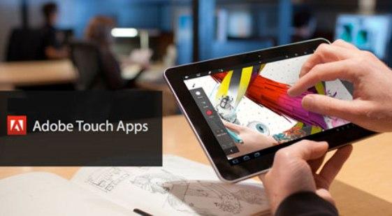 Adobe lanza suite de aplicaciones para Android compatibles con su Creative Cloud