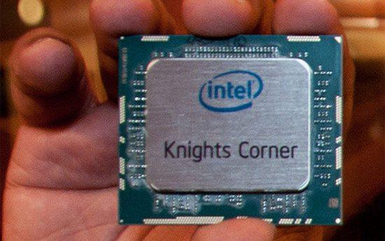 Intel Knights Corner: Nuevo Chip que alcanza un billón de cálculos por segundo