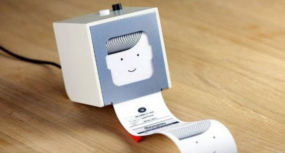 Little Printer, una pequeña impresora conectada a la web