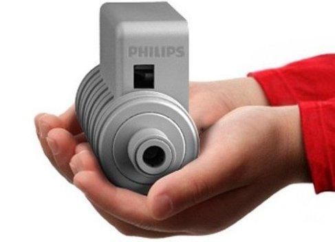 Philips InstantTrust: Dispositivo que elimina las bacterias del agua gracias a un filtro de luz