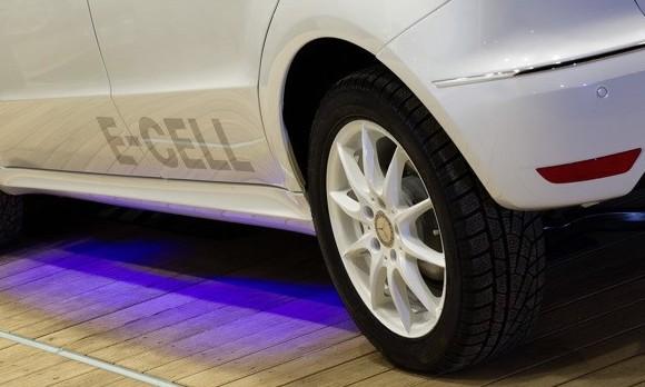 BMW también experimenta con cargadores sin cables para sus vehículos eléctricos