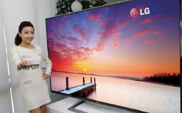 LG presenta un televisor LCD de Ultra Definición y 84 pulgadas