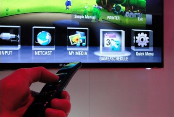 LG Magic Remote: nuevo mando a distancia con gestos y control por voz