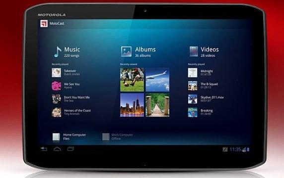 Motorola Xyboard es presentado oficialmente