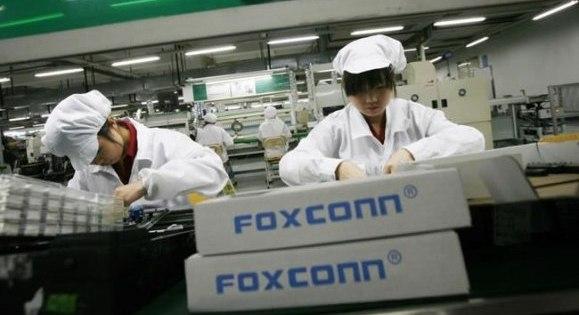Foxconn estaría construyendo la fábrica de teléfonos inteligentes más grande del mundo