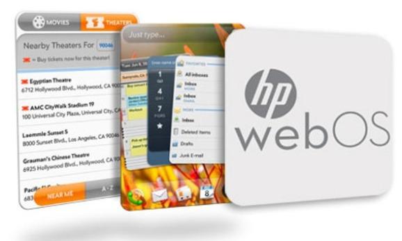 HP libera el código fuente de WebOS y le da un respiro