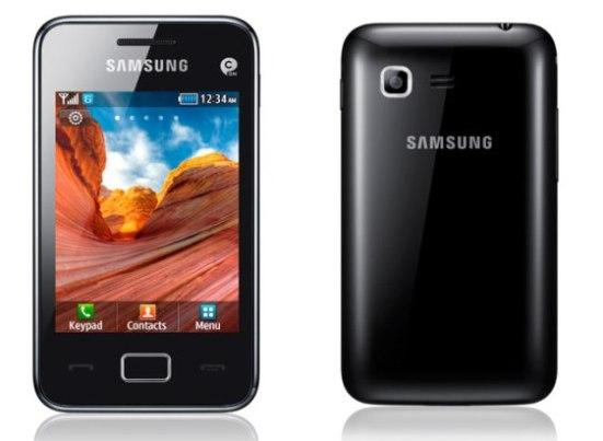 Smartphones Samsung Star 3 y Star 3 DUOS con capacidades dual-SIM