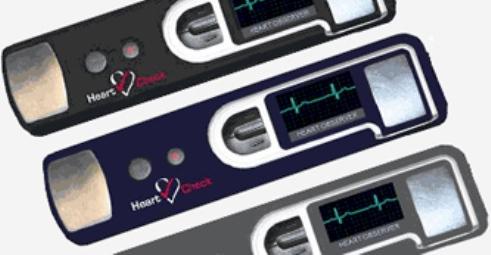 HeartCheck: un ligero ECG para la monitorización cardíaca en el hogar