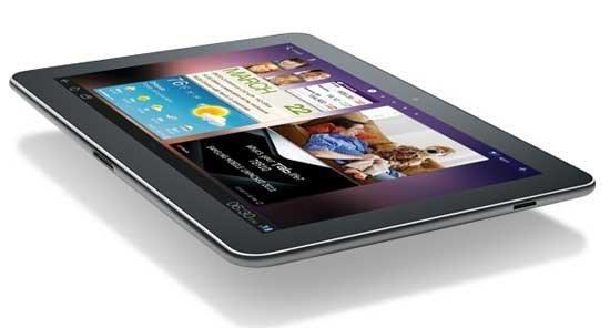 Samsung tendría lista nueva pantalla AMOLED de 7 pulgadas