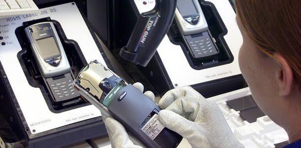 Nokia entrega la fabricación de sus teléfonos móviles a empresas Chinas