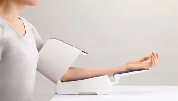 HEM-1025 Spot Arm, una nueva forma de medir la presión arterial