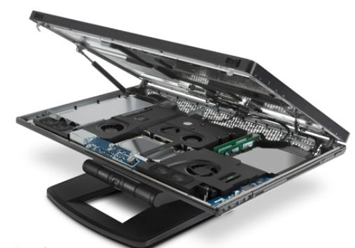 Workstation HP Z1: primera Workstation de la firma HP con pantalla de 27 pulgadas