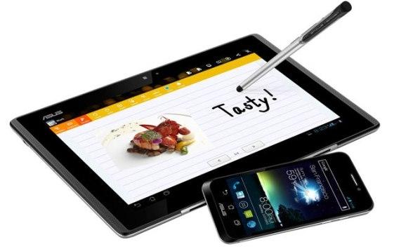 MWC 2012: Asus Padfone tres dispositivos en uno solo