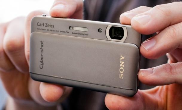Sony anuncia cuatro nuevos modelos Cybershot
