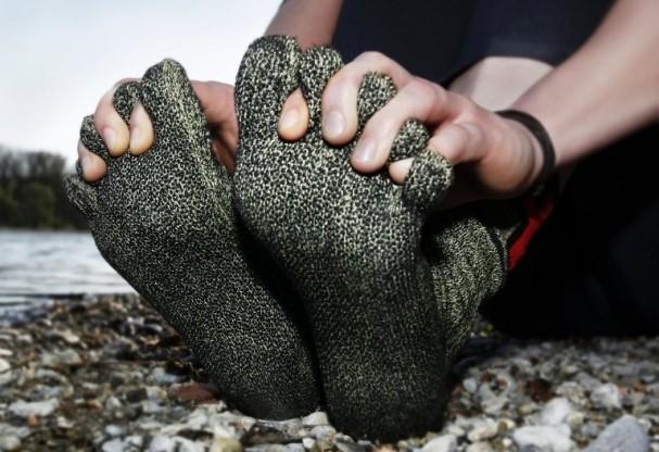 Medias Protection Sock: Calcetines de kevlar para usarlos en todo tipo de terreno