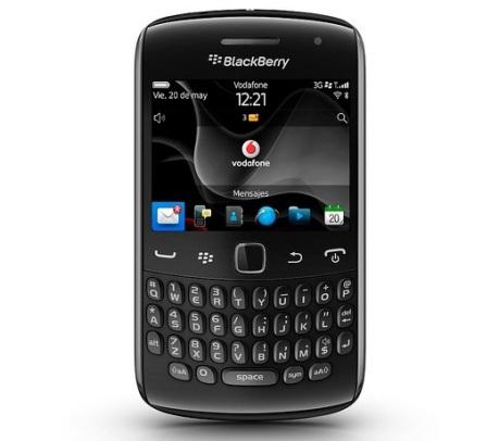 BlackBerry Curve 9360, destaca su funcionalidad con las redes sociales