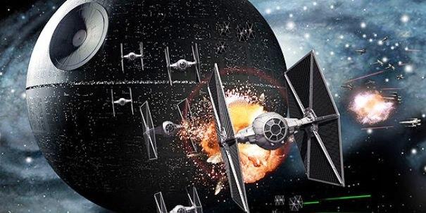 Construir la famosa Estrella de la Muerte costaría US$852 mil billones de dólares