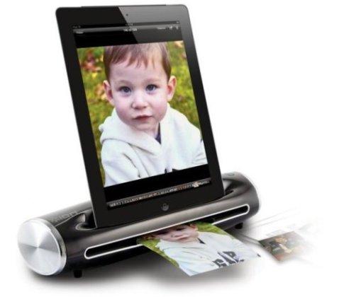 Escáner DOCS2GO, novedoso accesorio para iPad con aspecto de dock clásico