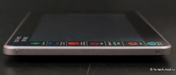 teXet TM-7025, nueva tablet android 3D de 7 pulgadas