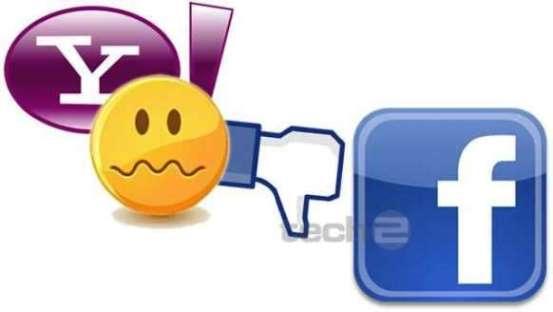 Yahoo! Estaría por demandar a Facebook por uso de patentes