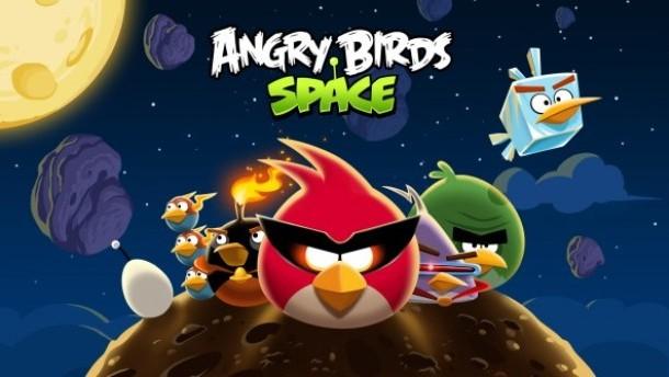Angry Birds Space, explicado por astronauta de la NASA