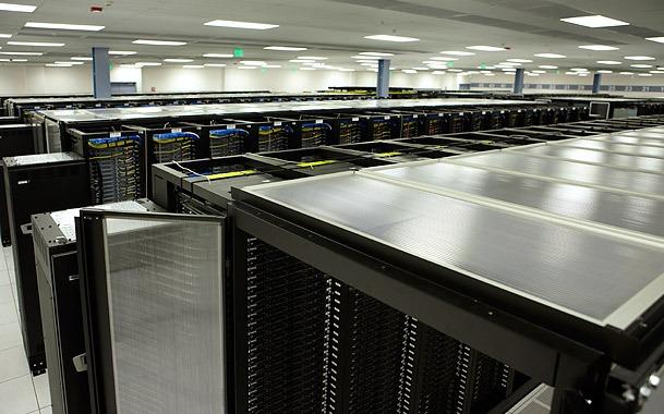 Crean tecnología para enfriar data center usando el mismo calor de los computadores