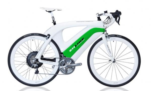 EH Line – Street Racer, una e-Bike de alta gama