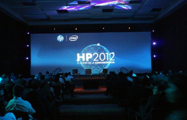 Evento HP 2012: El Poder de la Convergencia