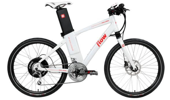 Flow e-bike: La bicicleta eléctrica que podría cobrar vida próximamente