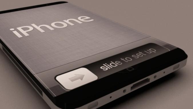 iPhone 5, un concepto muy futurista del móvil estrella de Apple