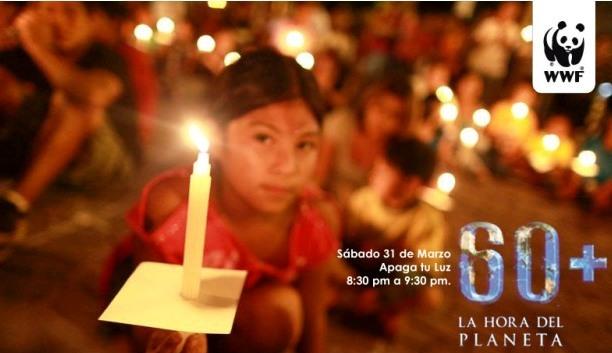 La Hora del Planeta 2012: Ciudades alrededor del mundo se sumaron a la campaña