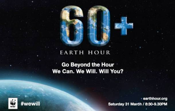 La Hora del Planeta también se celebrará a bordo de la Estación Espacial Internacional