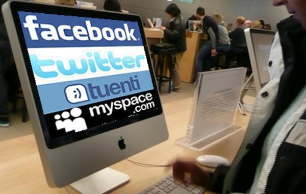 Las Redes Sociales: fuente de una gran cantidad de información sobre nuestra personalidad