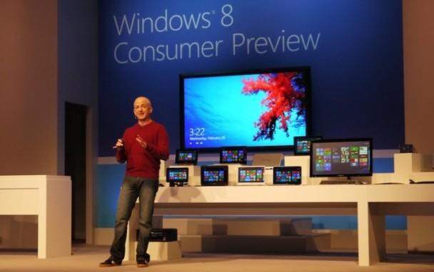 Confirmado: Windows 8 hará su debut en Octubre de este año
