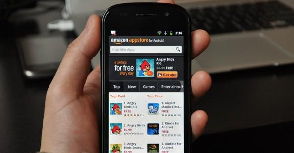Amazon Appstore celebra primer aniversario con grandes descuentos