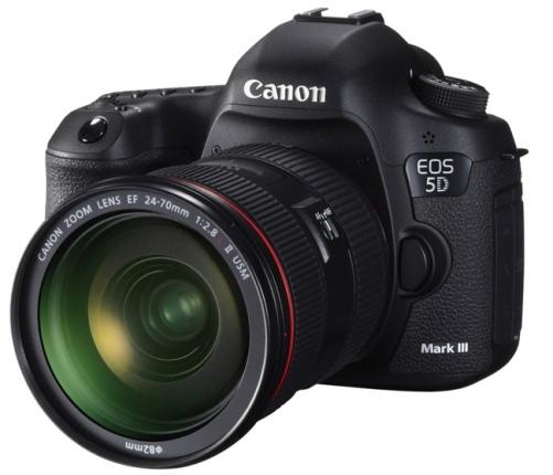 Canon EOS 5D Mark III, una gran cámara fotográfica que ya es una realidad