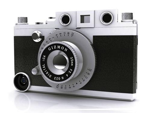 Gizmon iCA Edition iPhone Case, una gran funda que transforma tu iPhone en una cámara