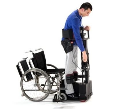 Tek RMD, un moderno dispositivo para el traslado de parapléjicos