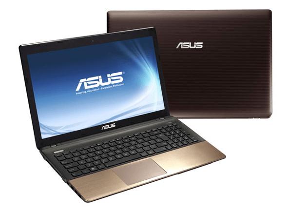 Asus K 55, un ordenador portátil de buen diseño